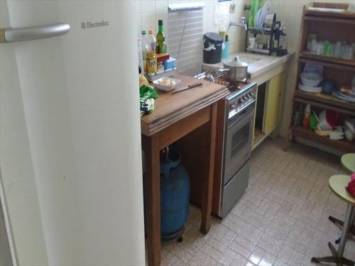ref.: 7145 - apartamento em sao vicente, no bairro morro dos barbosas - 1 dormitórios