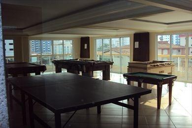 ref.: 715 - apartamento em praia grande, no bairro vila tupi - 2 dormitórios
