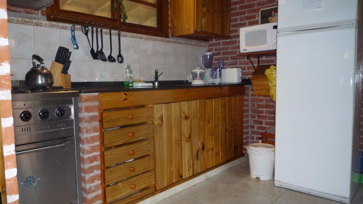 ref: 717 - casa en alquiler, pinamar, zona norte tennis
