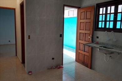 ref.: 72006 - casa em itanhem, no bairro campos eliseos - 2 dormitórios