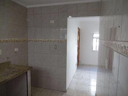 ref.: 7207 - apartamento em santos, no bairro aparecida - 2 dormitórios
