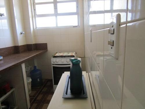ref.: 7214 - apartamento em santos, no bairro jose menino - 1 dormitórios