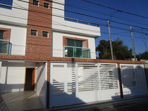 ref.: 7239 - casa em santos, no bairro macuco - 3 dormitórios