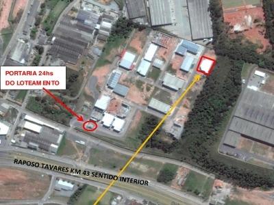 ref.: 7258 - galpao em vargem grande paulista para aluguel - l7258