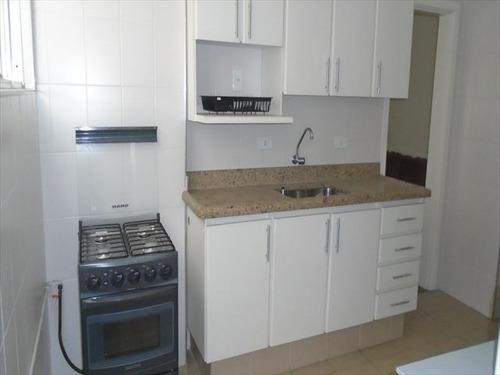 ref.: 7262 - apartamento em santos, no bairro jose menino - 2 dormitórios