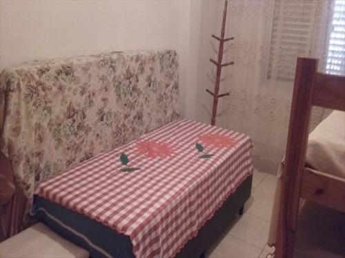 ref.: 727 - apartamento em praia grande, no bairro caicara - 1 dormitórios