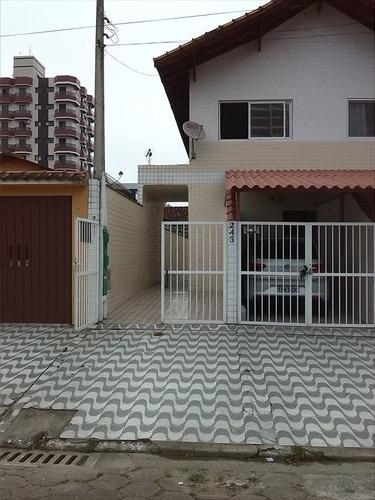 ref.: 72701 - casa em praia grande, no bairro ocian - 2 dormitórios