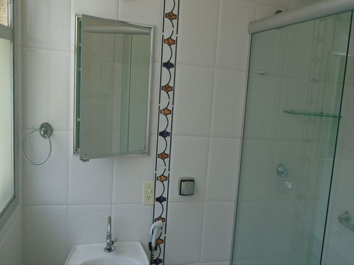 ref.: 7297 - apartamento em santos, no bairro boqueirao - 1 dormitórios