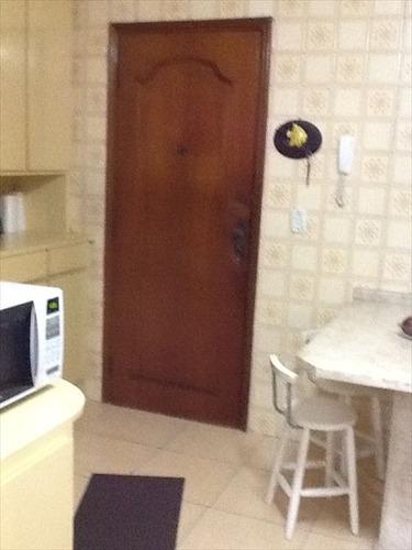 ref.: 7329 - apartamento em santos, no bairro gonzaga - 2 dormitórios
