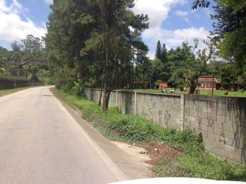 ref.: 7345 - terreno em ribeirao pires, no bairro pouso alegre