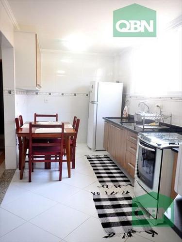 ref.: 7347 - casa em santos, no bairro ponta da praia - 3 dormitórios