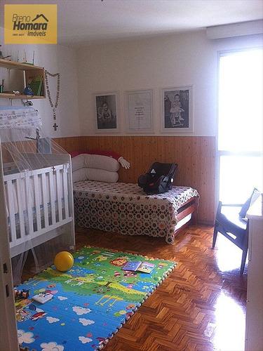 ref.: 7369 - apartamento em sao paulo, no bairro perdizes - 3 dormitórios