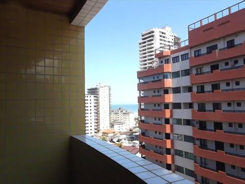 ref.: 737 - apartamento em praia grande, no bairro canto do forte - 2 dormitórios