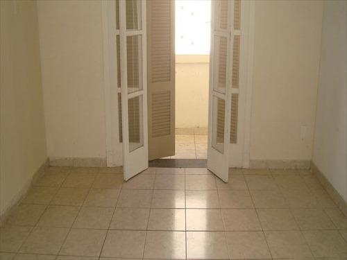 ref.: 7379 - apartamento em santos, no bairro boqueirao