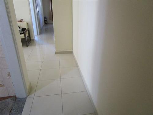 ref.: 7382 - apartamento em santos, no bairro campo grande - 2 dormitórios