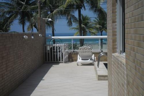ref.: 739 - apartamento em praia grande, no bairro forte - 2 dormitórios