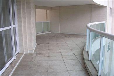 ref.: 742200 - apartamento em santos, no bairro embaré - 3 dormitórios