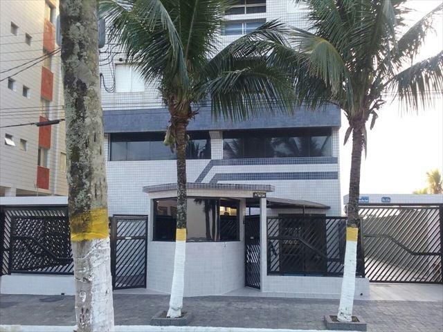 ref.: 743 - apartamento em praia grande, no bairro caicara - 1 dormitórios