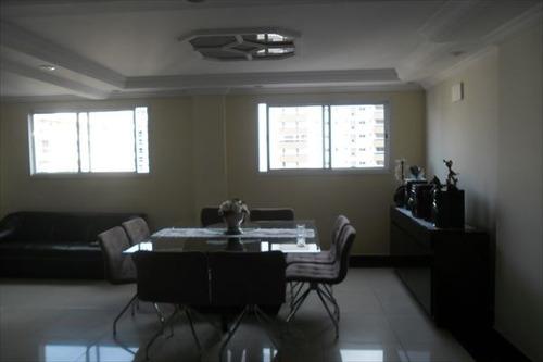 ref.: 745 - apartamento em praia grande, no bairro forte - 3 dormitórios