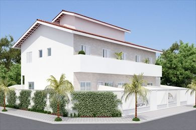 ref.: 747000 - casa em praia grande, no bairro parque das americas - 2 dormitórios