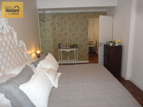 ref.: 7483 - apartamento em sao paulo, no bairro higienópolis - 3 dormitórios