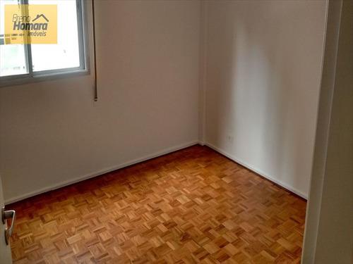 ref.: 7509 - apartamento em sao paulo, no bairro higienópolis - 3 dormitórios