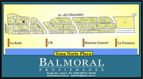 ref: 753 - casa en alquiler, pinamar, zona norte playa