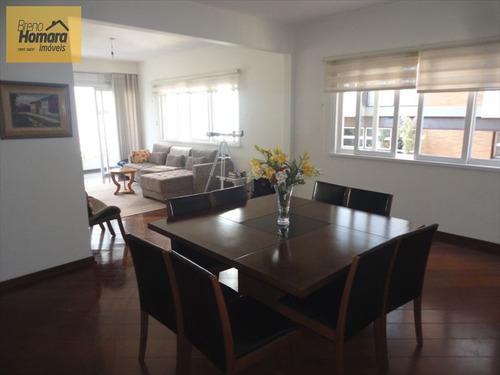 ref.: 7536 - apartamento em sao paulo, no bairro higienopolis - 3 dormitórios