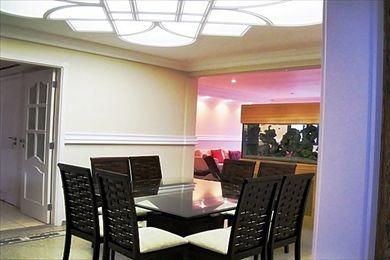 ref.: 75400 - apartamento em praia grande, no bairro boqueirao - 4 dormitórios