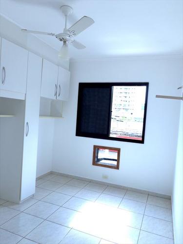 ref.: 760 - apartamento em praia grande, no bairro boqueirao - 1 dormitórios