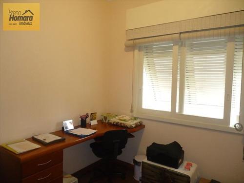 ref.: 7611 - apartamento em sao paulo, no bairro higienópolis - 3 dormitórios