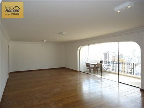 ref.: 7622 - apartamento em sao paulo, no bairro higienopolis - 4 dormitórios