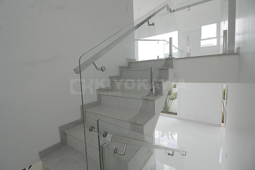 ref. 7622 - lindo sobrado novo no residencial veredas - ca0032