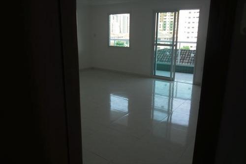 ref.: 764 - apartamento em praia grande, no bairro forte - 3 dormitórios