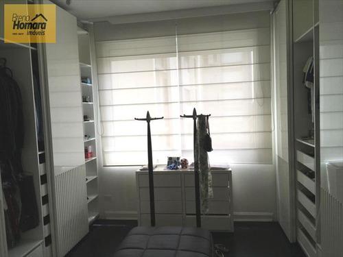 ref.: 7657 - apartamento em sao paulo, no bairro higienopolis - 3 dormitórios