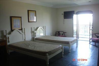 ref.: 76600 - casa condomínio fechado em santos, no bairro santa terezinha - 10 dormitórios