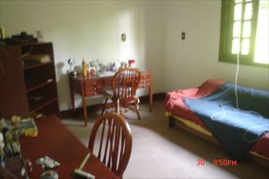 ref.: 76700 - casa condomínio fechado em santos, no bairro jose menino - 5 dormitórios