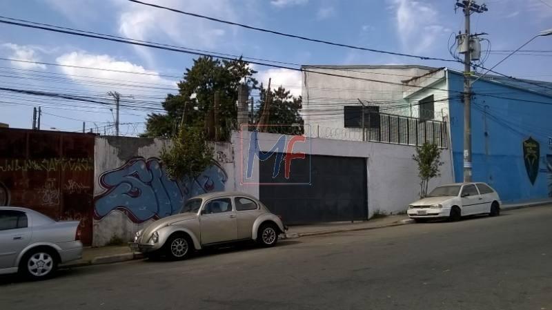 ref  7747 - terreno  1.000 m² fácil acesso a avenida campanela - itaquera. - 7747