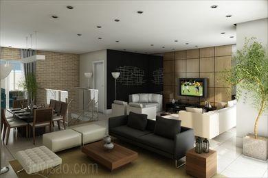 ref.: 775 - apartamento em praia grande, no bairro mirim - 2 dormitórios