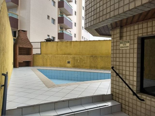 ref.: 776 - apartamento em praia grande, no bairro tupi - 1 dormitórios