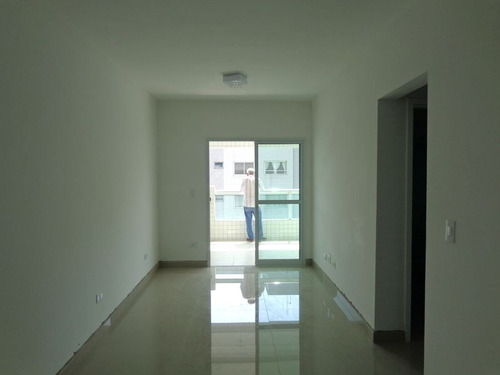 ref.: 778 - apartamento em praia grande, no bairro boqueirao - 2 dormitórios