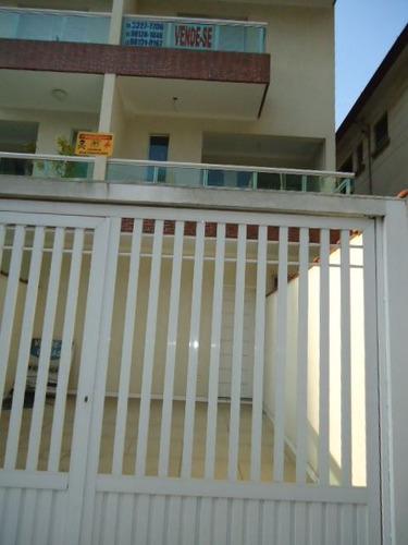 ref.: 778 - casa em santos, no bairro ponta da praia - 4 dormitórios