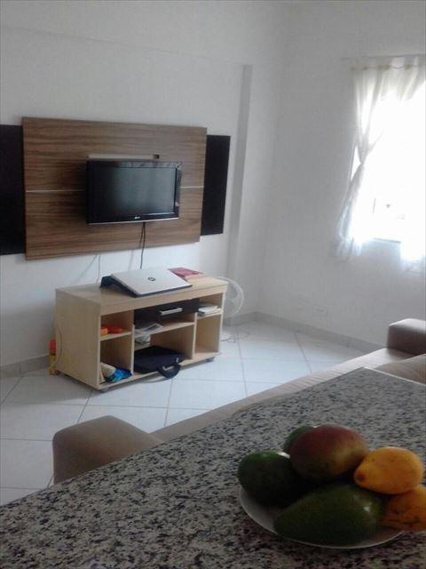 ref.: 779 - apartamento em praia grande, no bairro caicara - 1 dormitórios