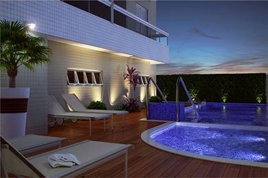 ref.: 787 - apartamento em praia grande, no bairro canto do forte - 2 dormitórios