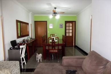 ref.: 788000 - apartamento em santos, no bairro boqueirao - 2 dormitórios