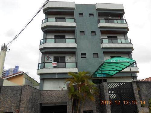 ref.: 7901 - apartamento em praia grande, no bairro vila caiçara - 2 dormitórios