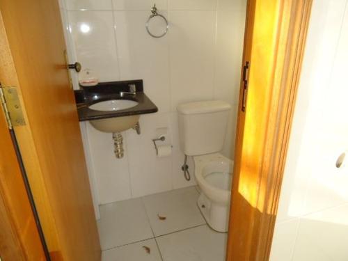 ref.: 797 - casa em santos, no bairro macuco - 3 dormitórios