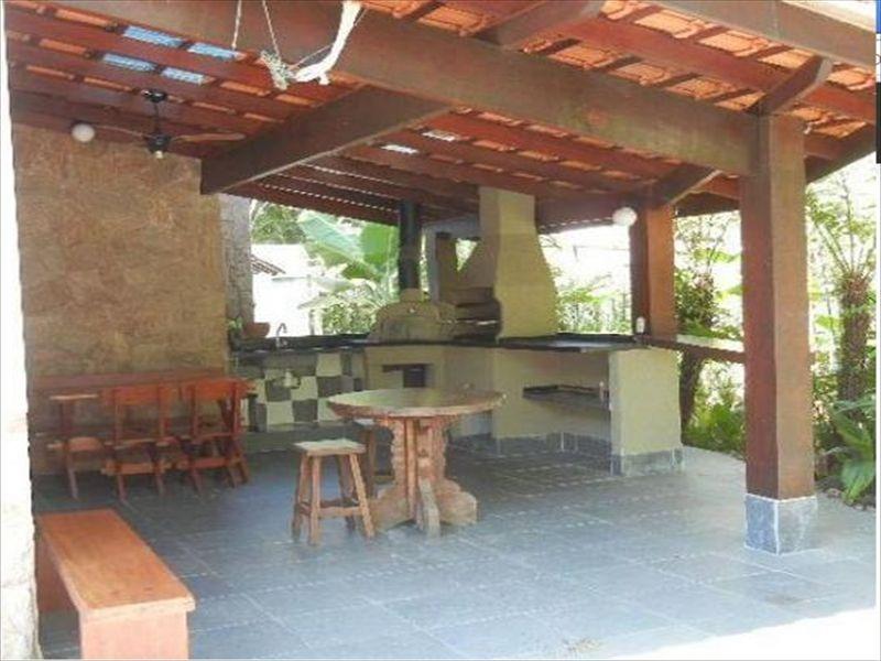 ref.: 8 - casa condomínio fechado em bertioga, no bairro guaratuba costa do sol - 4 dormitórios