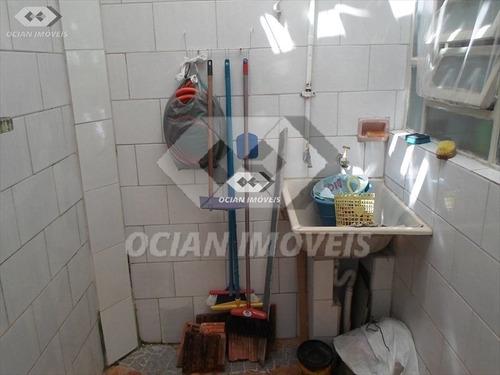 ref.: 8 - casa condomínio fechado em praia grande, no bairro ocian - 1 dormitórios