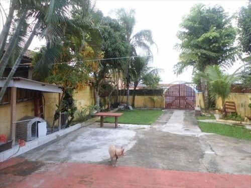 ref.: 8 - casa em mongagua, no bairro agenor de campos - 2 dormitórios